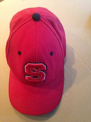 N.C. State Wolfpack Fitted Hat  6 7/8--7 1/4