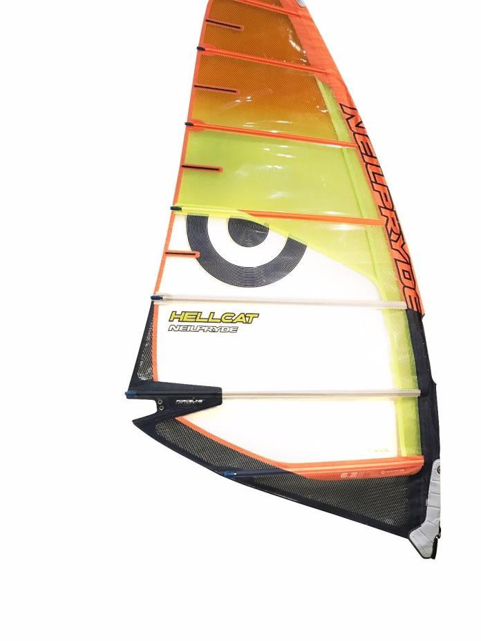NEILPRYDE HELLCAT 6.2 Windsurf Sail Grade A -8801