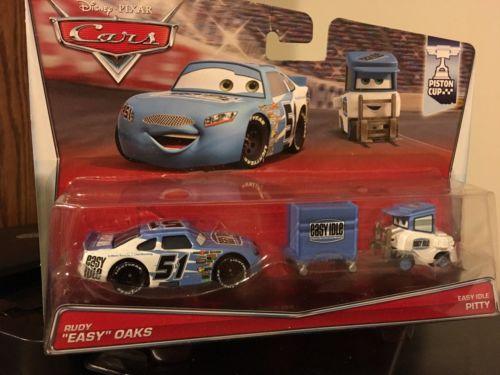 Disney Cars Piston Cup Rudy