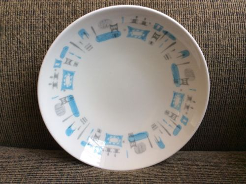 Royal China USA Blue Heaven Coupe Soup Bowl 7 7/8
