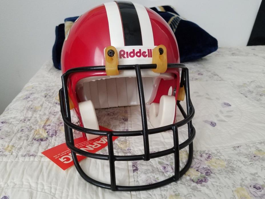 Atlanta Falcons vintage helmet Only 1 left!