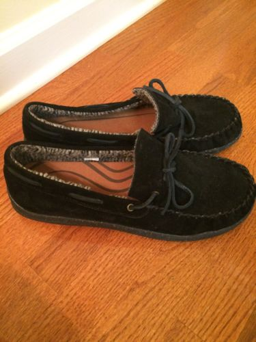 ACORN Wearabout Camp Moc W/Firmcore Mens Size 11 Moccasin