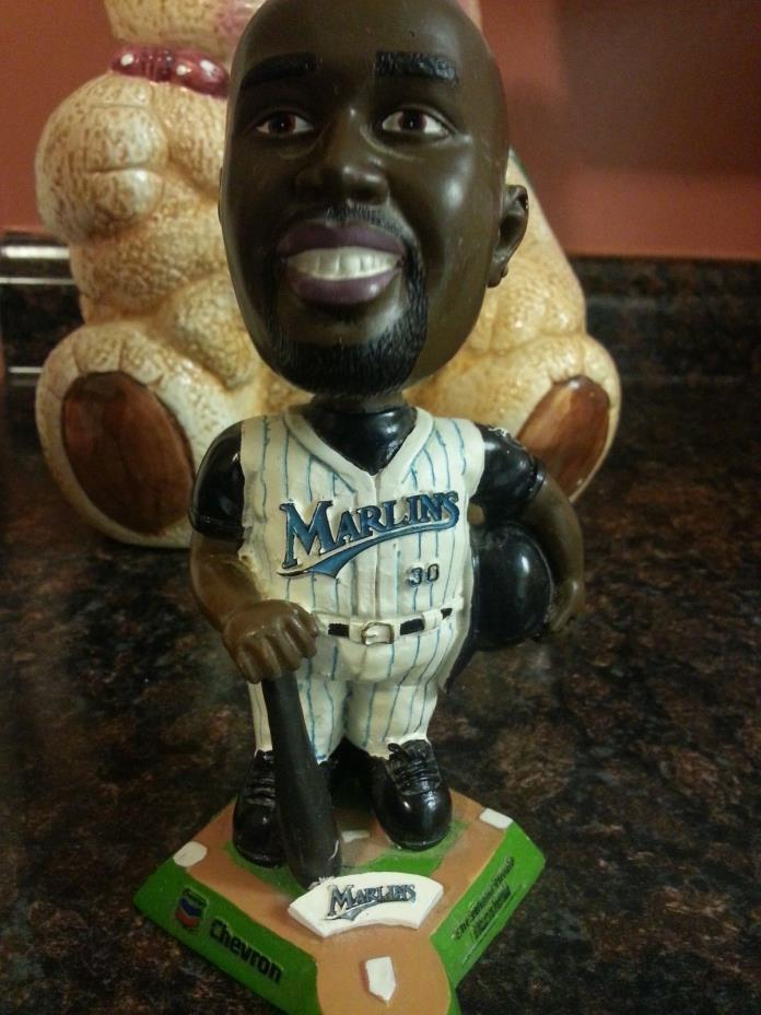 Cliff Floyd #30 Florida Marlins Miami Bobblehead Bobble Nodder Doll Baseball SGA
