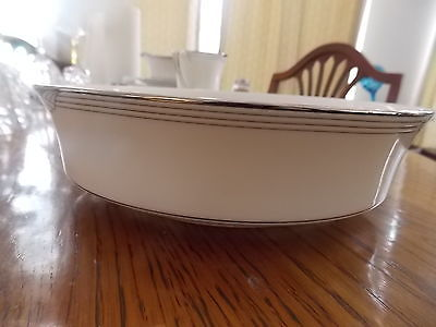 1~NORITAKE~STERLING COVE 7720~8 1/4 INCH VEGGIE DISH/BOWL~EXCELLENT!