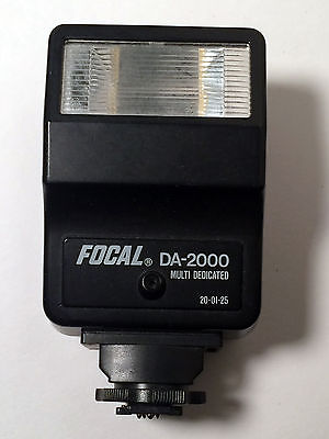 Focal DA-2000 Multi Dedicated Flash