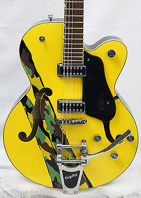 Gretsch Custom Hollowbody Be The Eye & Ear Center of attention at your Gigs