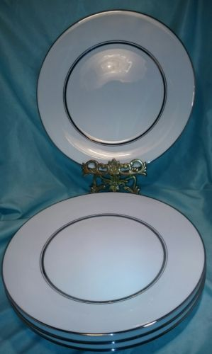Noritake Galaxy 4 DINNER PLATES 10.5
