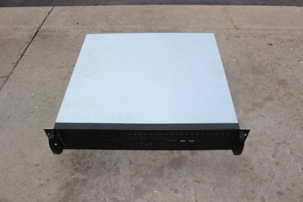 supermicro A1SRI-2758F 2U Case 430 Watt Power Supply 4GB ECC RAM