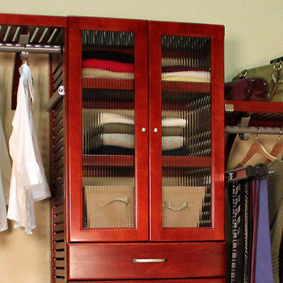 John Louis Home John Louis Home Closet System Door