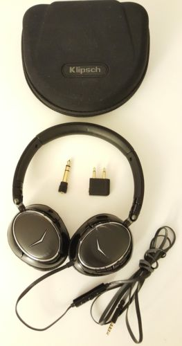 Klipsch Image ONE - Gen -2 On-Ear Headphones - black New (other)