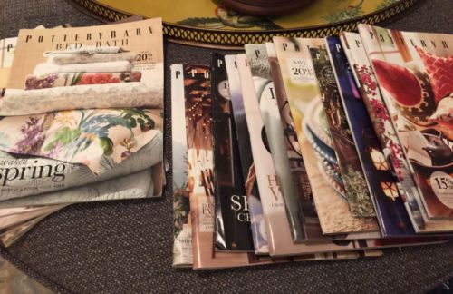 2013 POTTERY BARN Magazine Catalog Series / POTTERY BARN Bed & Bath HOLIDAY (18)