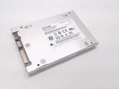 Apple Toshiba 256GB Galas SSD Solid State Drive, 655-1558B
