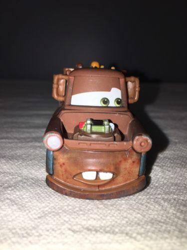 Disney Pixar Cars Toy Vehicle, Mater Tow Truck W/ Radiator Springs Door, 3