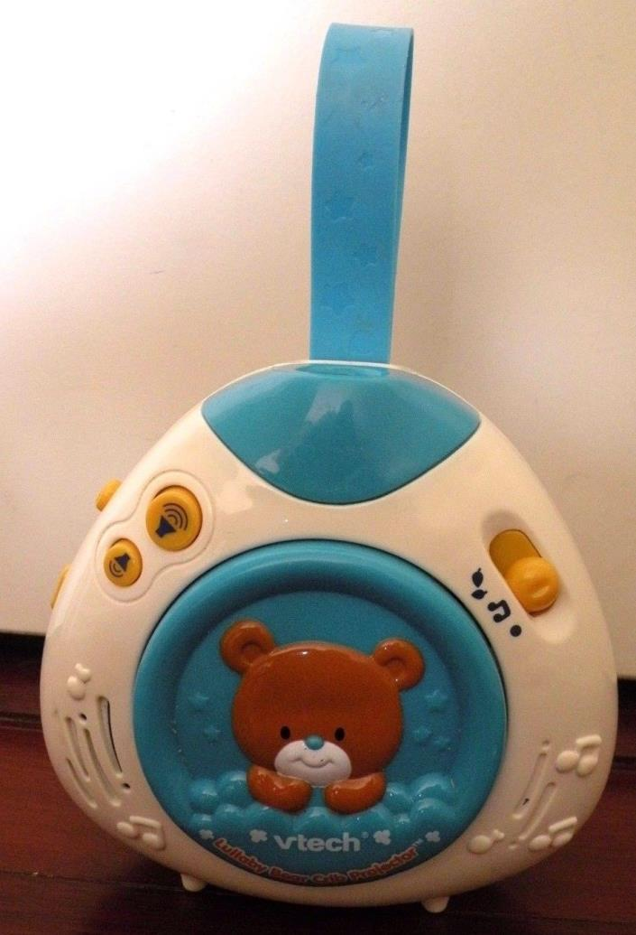 Vtech Lullaby Bear Crib Projector Baby Toys
