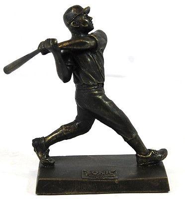 Oklahoma Redhawks Mickey Mantle Small Resin Figurine 5 3/4
