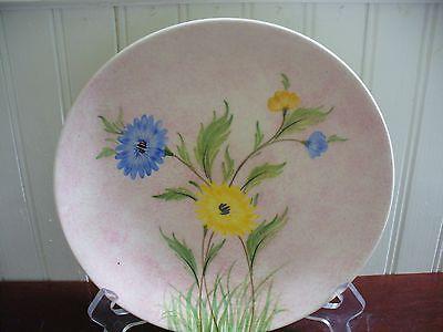 Radford England Handpainted Porcelain Floral Motif 8.75