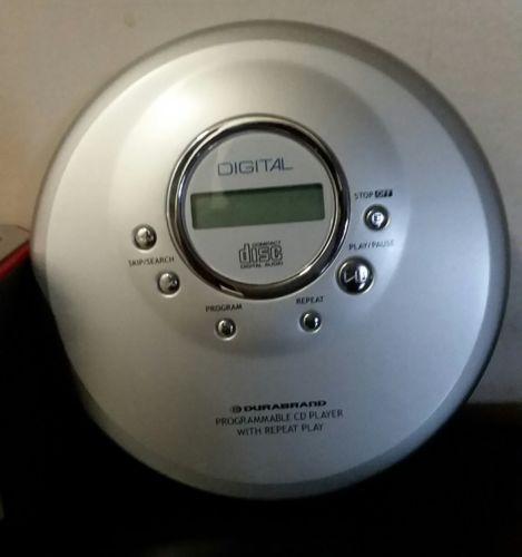Durabrand portable cd player