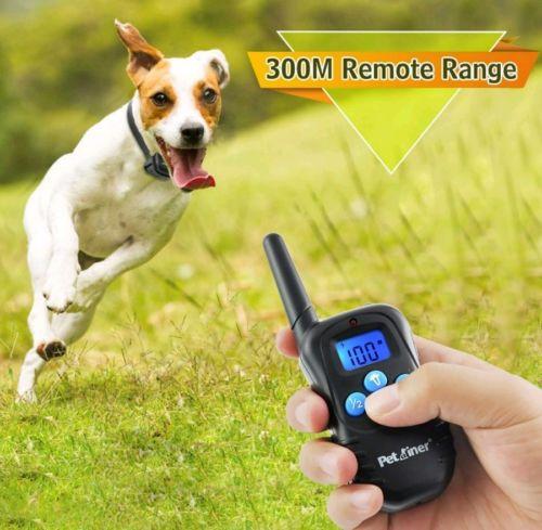 Petrainer Dog Training Collar NIB