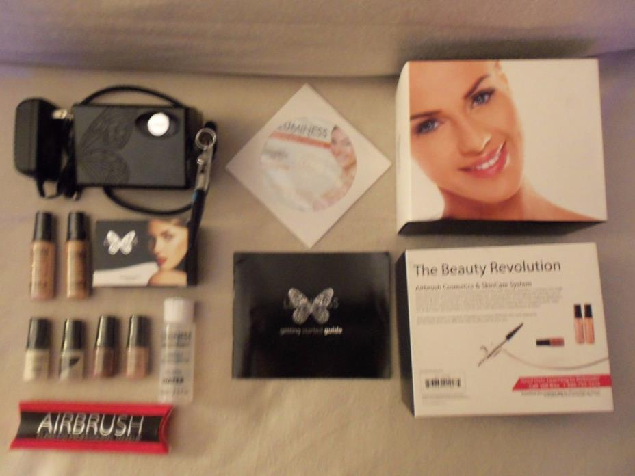 Luminess Air Airbrush Makeup System PC-200R With Starter Kit