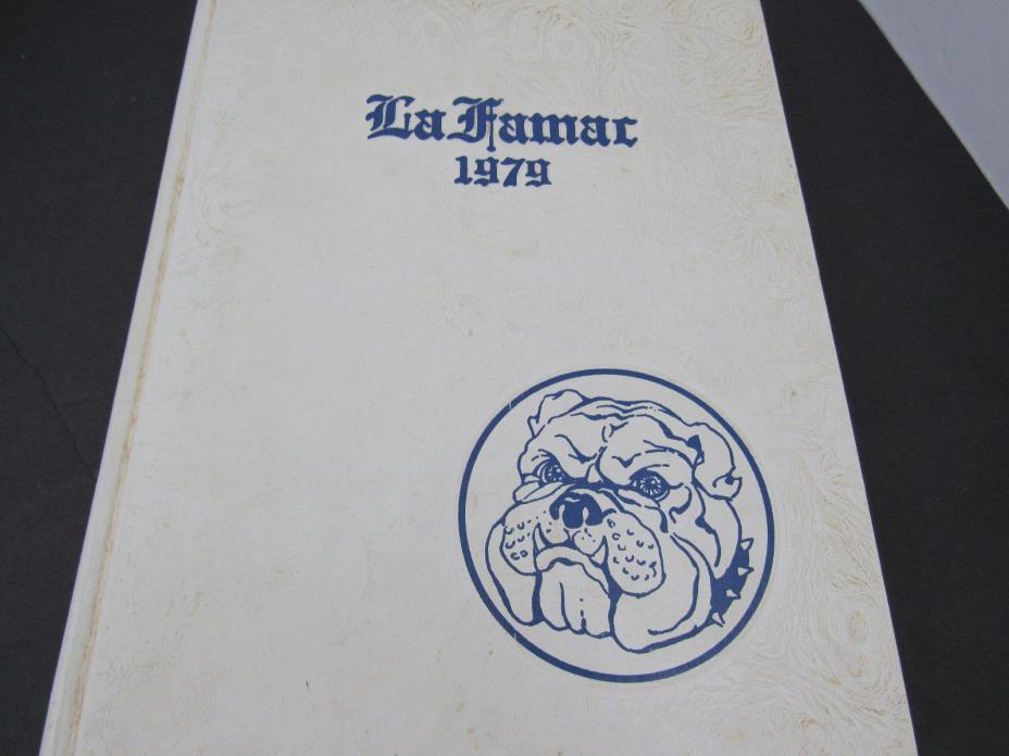 1979 Fayetteville Senior High School Yearbook - Lafamac - Fayetteville, NC