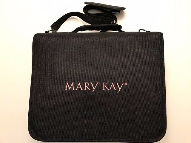 Mary Kay Consultant Sample Carrying Case Tote BUNDLE Large 14