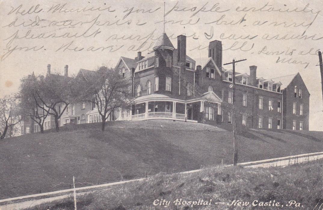 New Castle, Pa - City Hospital