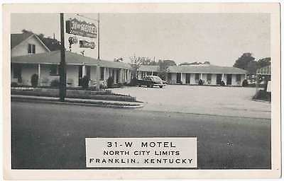 31-W Motel, Franklin, Kentucky