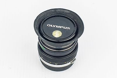 Olympus Zuiko MC 50mm f1.8 Manual Prime Lens With OM Mount