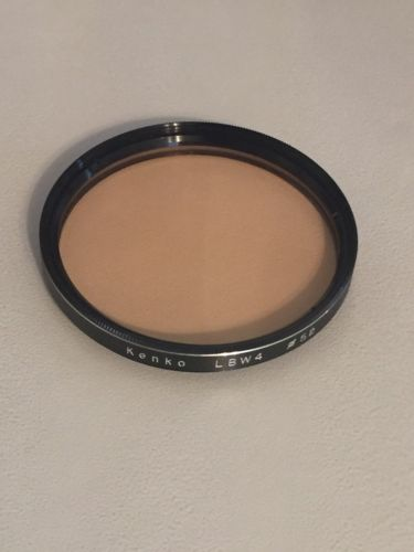 Kenko LBW4 52mm Camera Filter with Clear Case