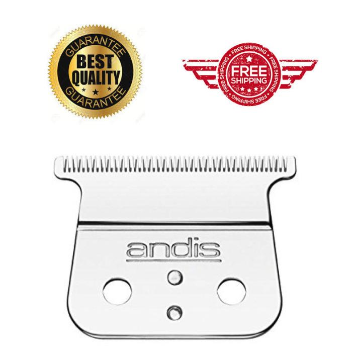 Andis T Outliner Trimmers Gtx Custom Modified Deep Tooth Blade Replacement Set