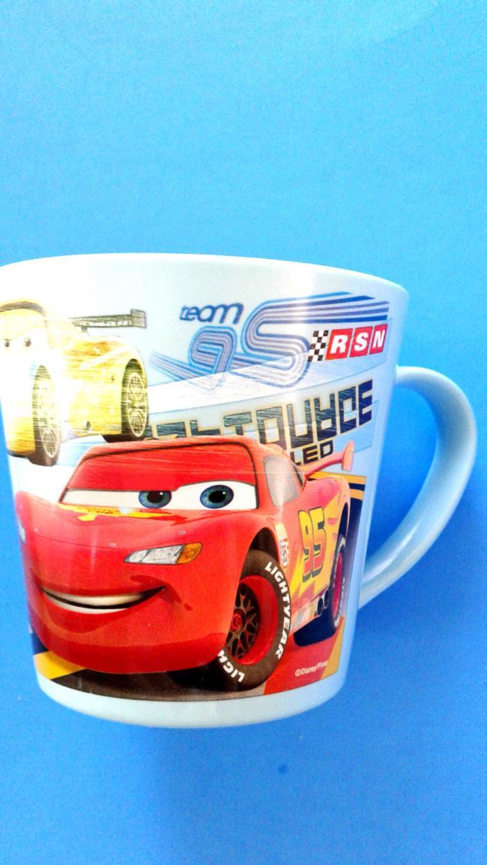 Disney Pixar Cars Lightning McQueen Children's Hot Coco Mug