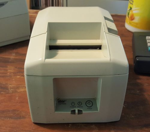 Star TSP650 receipt printer no power cable