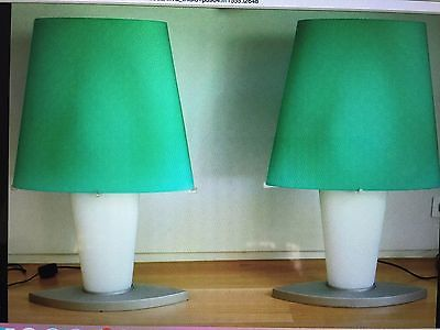 FONTANA ARTE 2850 XL GLASS TABLE LAMP DANIELA PUPPA  1991 ITALY