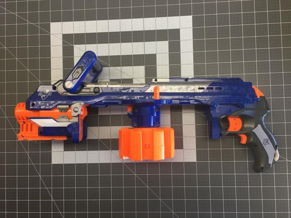 Hasbro Nerf N-Strike Elite Hail Fire Blaster