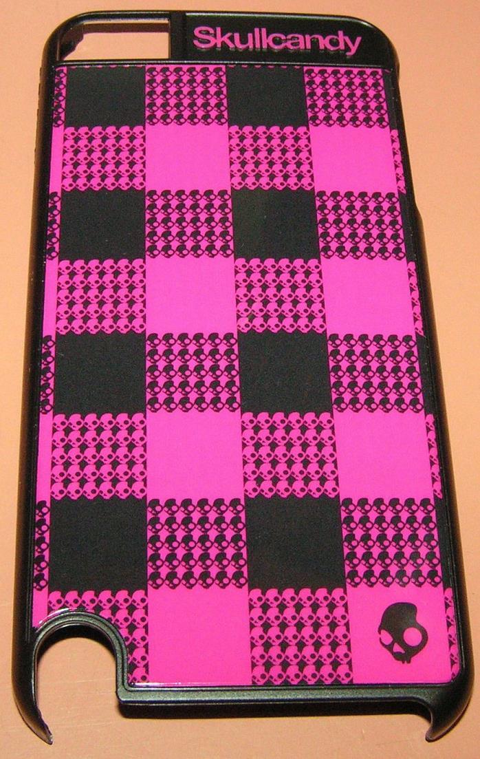 Skullcandy Grafix hard shell case for iPod Touch 5th Gen, High Gloss Finish, NEW