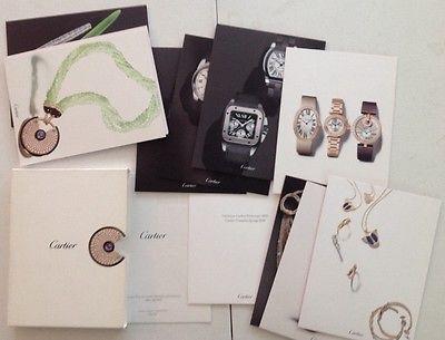 Cartier Creations 2010 Spring Catalog