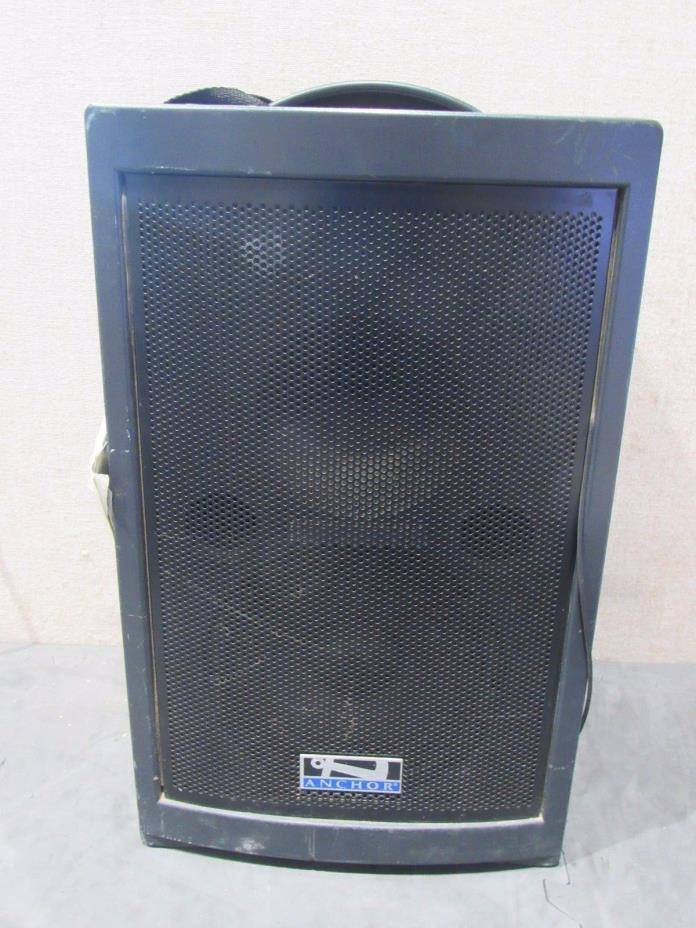 Genuine Anchor Liberty LIB-6000C Portable Rechargeable PA Speaker