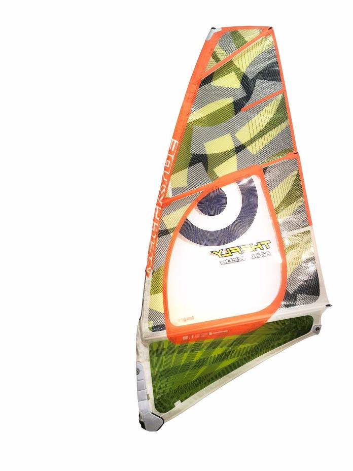 NEILPRYDE THE FLY 5.1 Windsurf Sail Grade A -8787