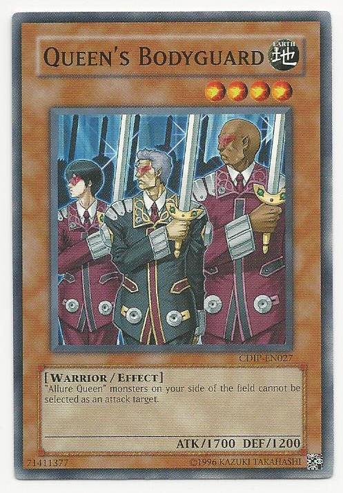 Queen's Bodyguard CDIP-EN027 Unlimited