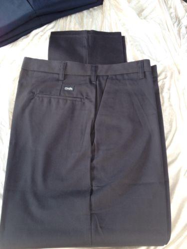 Cintas Comfort Flex Charcoal Gray Work Pants Size 38x32 Lot Of 3 Pants