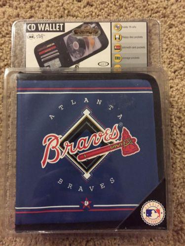 Atlanta Braves CD Case
