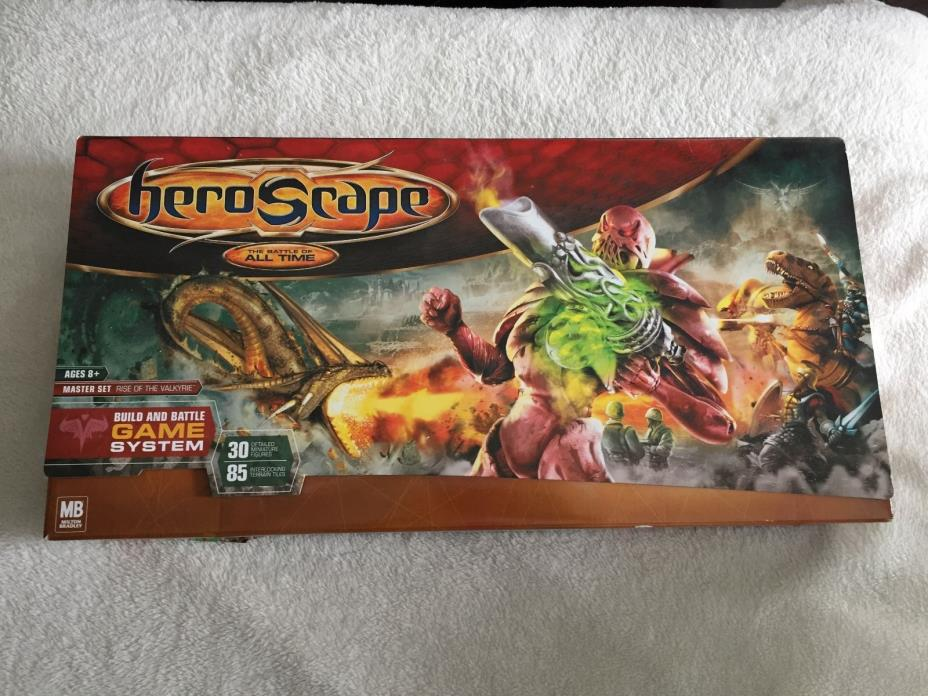 Heroscape Master Set: Rise of the Valkyrie (FIRST EDITION, FACTORY SEALED)