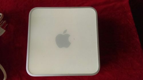 Apple Mac mini Desktop - M9687LL/B