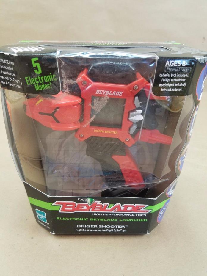 Beyblade Driger Shooter Hasbro NIB Launcher
