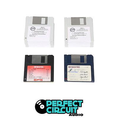 Ensoniq EPS Sampler Sample Disk Set x 27 - VINTAGE - PERFECT CIRCUIT