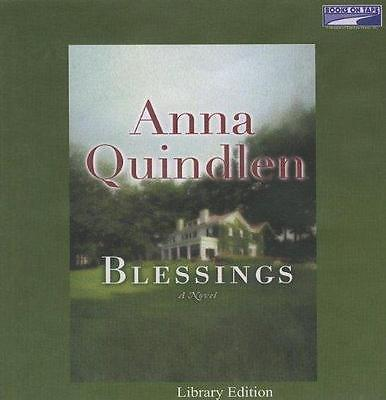 Blessings 2002 by Quindlen, Anna 0736687815 Ex-library