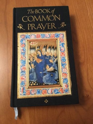 The 1662 Book Of Common Prayer, color Illustrations, 1st Ed. 1992, HC, Anglican