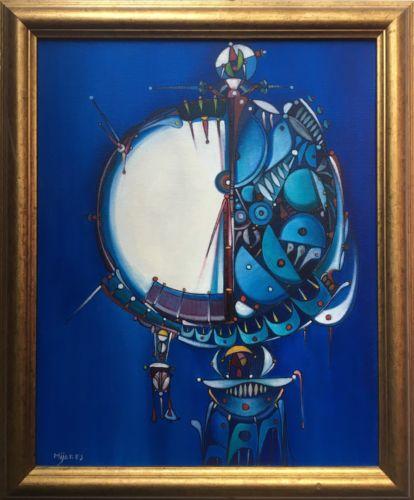 JOSE M. MIJARES  Cuban Latin American Artist cuba Arte Pintura Cubana Art