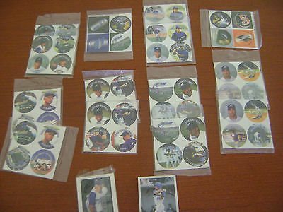 JamCaps/Pogs 1994 Lake Elsinore Storm & 2 Sealed Pkgs Cards Sealed packages