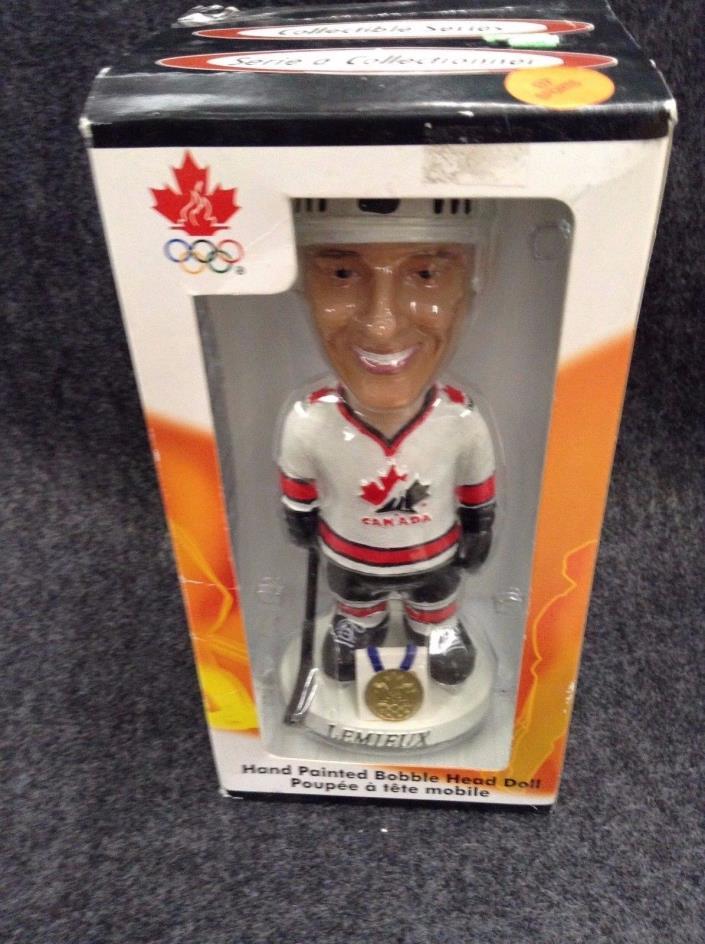 Canada NHLPA Bobble Dobbles Mario Lemieux